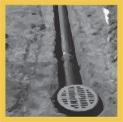 underground drain