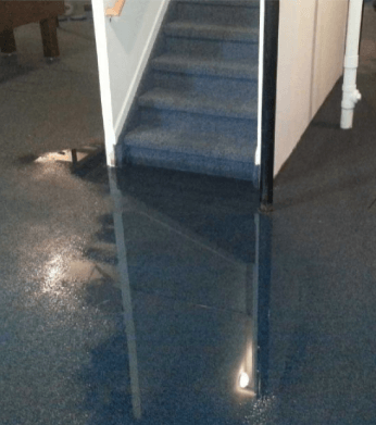 Your Basement Is Flooded, How To Get Standing Water Out Of A Basement